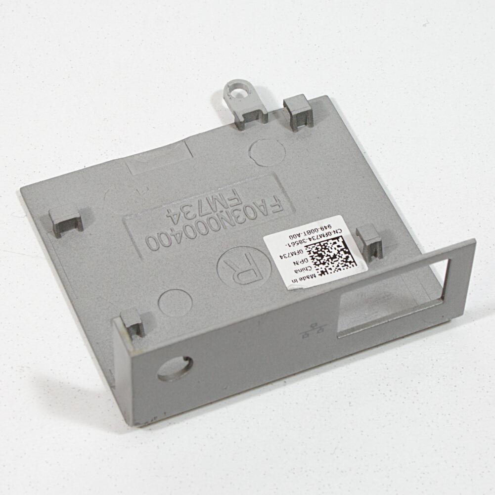 Dell Latitude E6500 - Notebook LAN Netzwerk Abdeckung hinten Rechts 0FM734