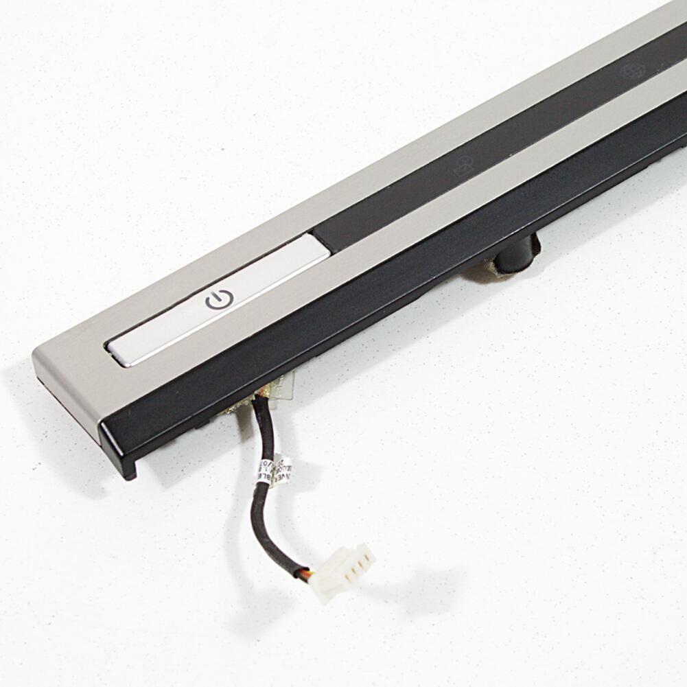 HP Elitebook 2540p - Notebook Gehäuse LED Leiste und Einschalter Abdeckung
