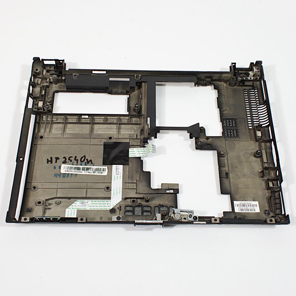 HP Elitebook 2540p - Notebook Gehäuse Unterteil 598759-001