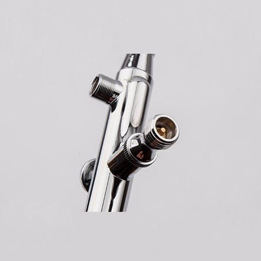 Airbrush Pistole Double-Action BD-134K Komplett Set Spritzpistole