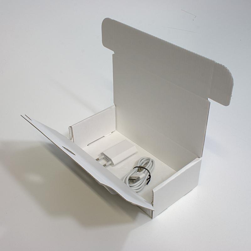 10x Versandkarton 275x185x60 Faltkarton Verpackung Karton Päckchen Schachtel