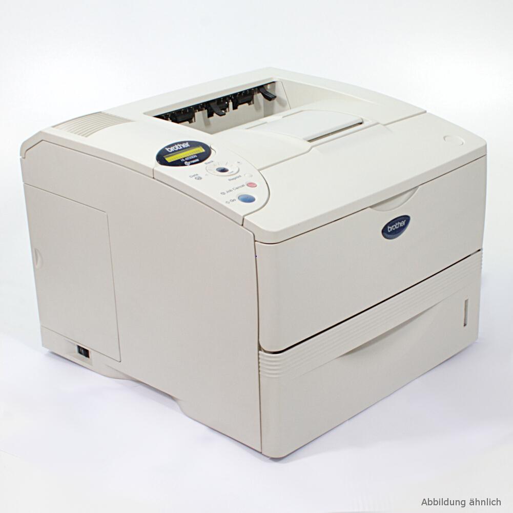 Brother Drucker HL-6050DN Netzwerk Laserdrucker mit Duplex