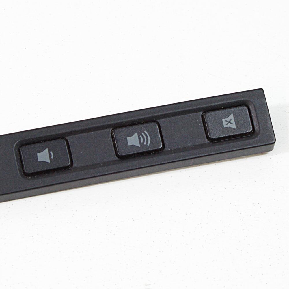 Dell Latitude E6500 - Notebook Gehäuse Volume Control + LED Abdeckung