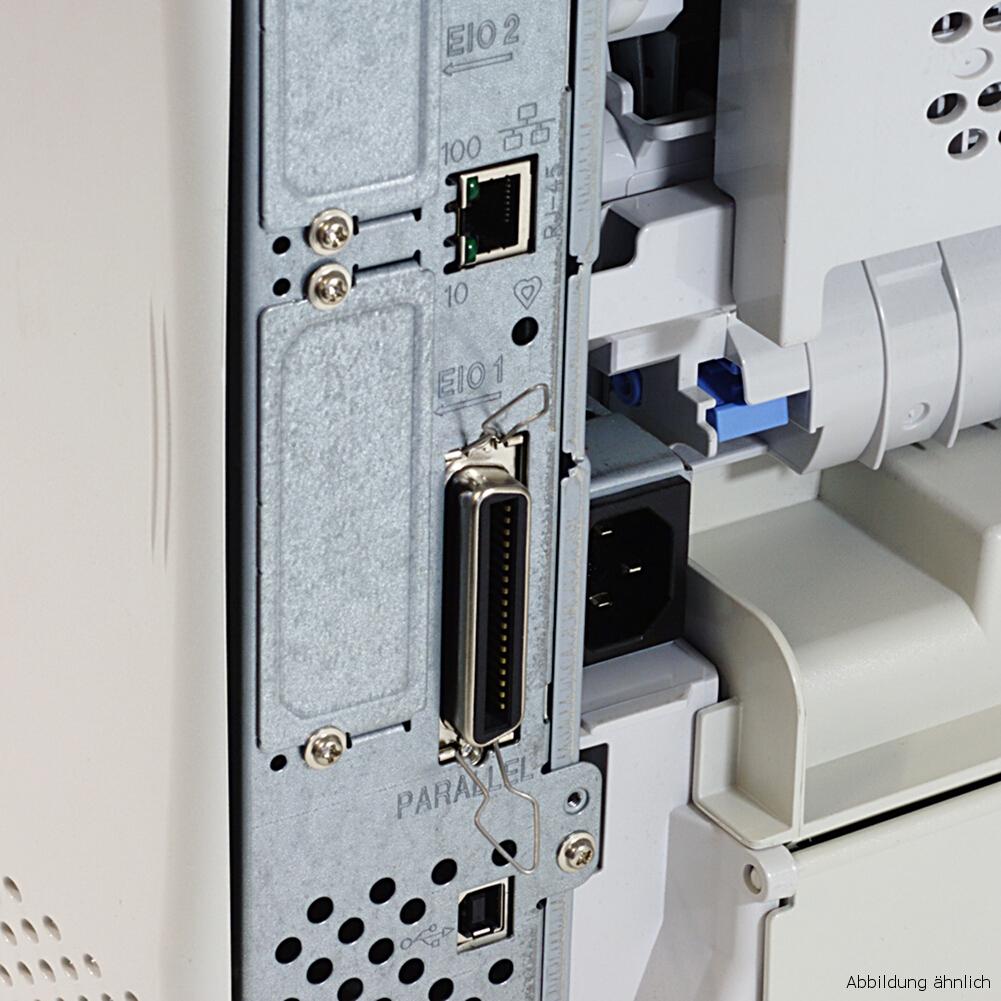 HP Drucker 4350N Laserjet Laserdrucker gebraucht nicht zutreffend