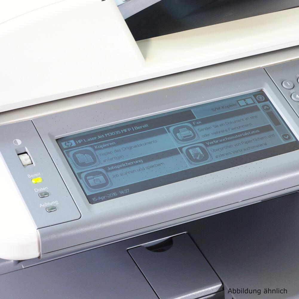 HP Drucker Laserjet M3035 MFP Laserjet Kopierer Scanner Fax gebraucht
