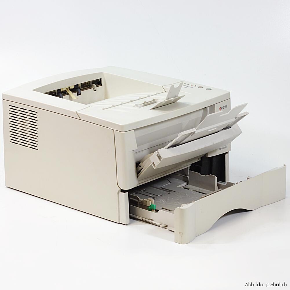 Kyocera Drucker FS-1020D Laserdrucker mit Duplex gebraucht unter 50.000 Seiten