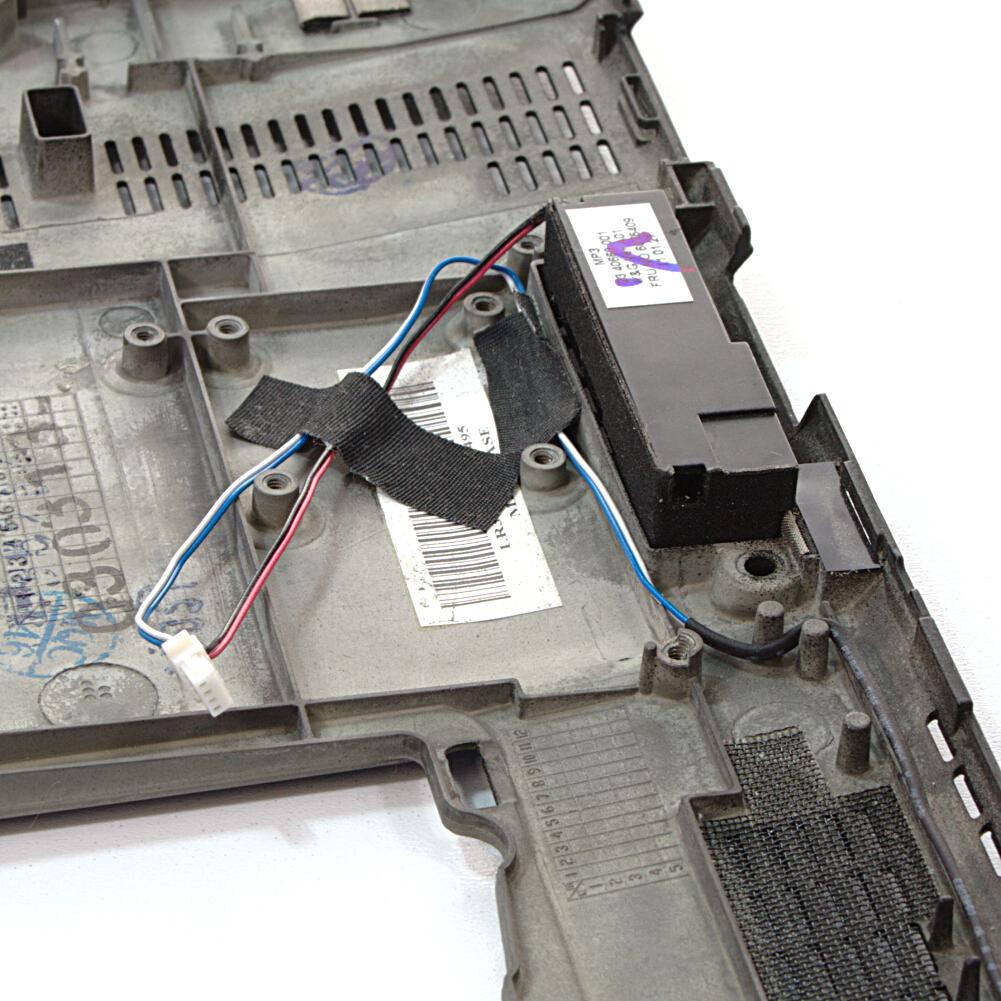 Lenovo Thinkpad X201 - Notebook Gehäuse Unterteil 60.4cv03.001