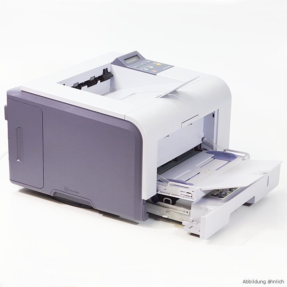 Samsung ML- 3471ND Drucker Netzwerk Laserdrucker gebraucht unter 40.000 Seiten