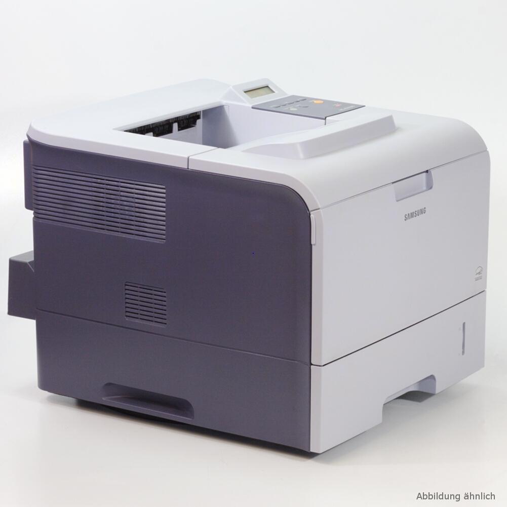 Samsung ML- 4551ND Drucker Netzwerk Laserdrucker gebraucht