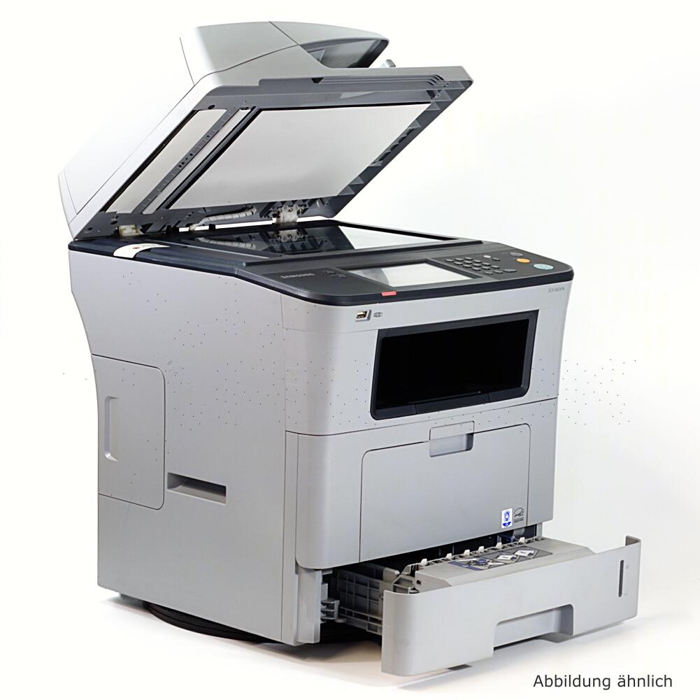 Samsung SCX-5835FN Multifunktionsgerät Drucker Kopierer Scanner Fax
