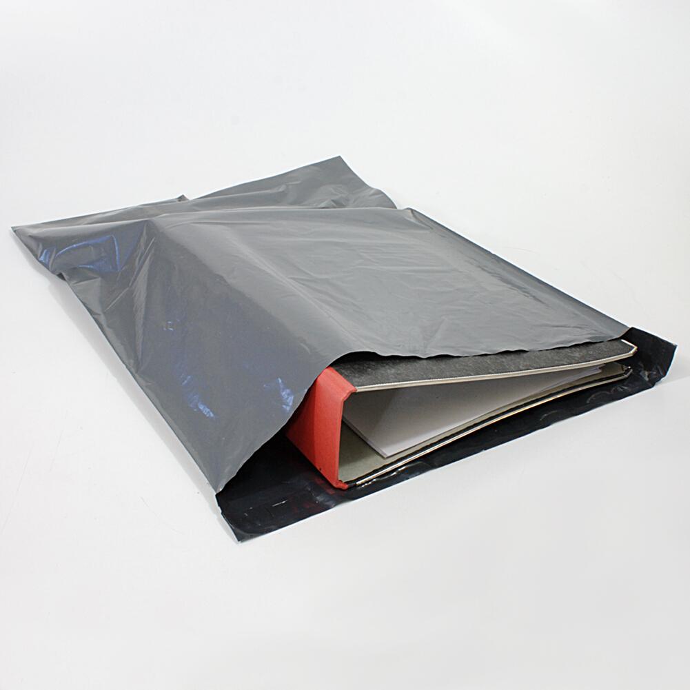 10x Versandbeutel 400x525 mm - Versandtasche Plastik Folie Selbstklebend 40x50 cm