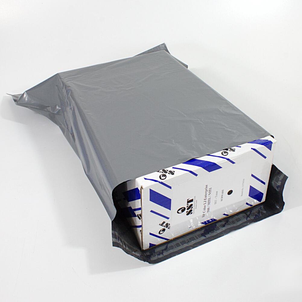 100x Versandbeutel 425x600 mm - Versandtasche Plastik Folie Selbstklebend 40x60 cm