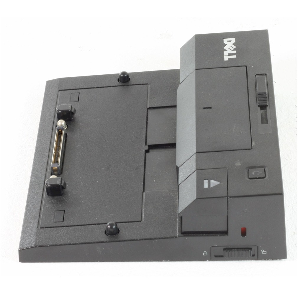 Dell PR03X Docking Notebook Dockingstation für E6400 E6510 E6530 E4300 gebraucht