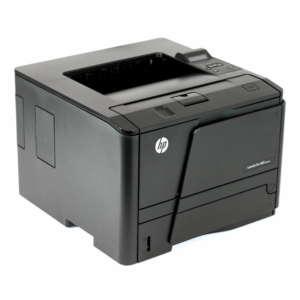 HP Drucker M401dne Laserjet Pro 400 Laserdrucker CF399A gebraucht unter 20.000 Seiten gedruckt