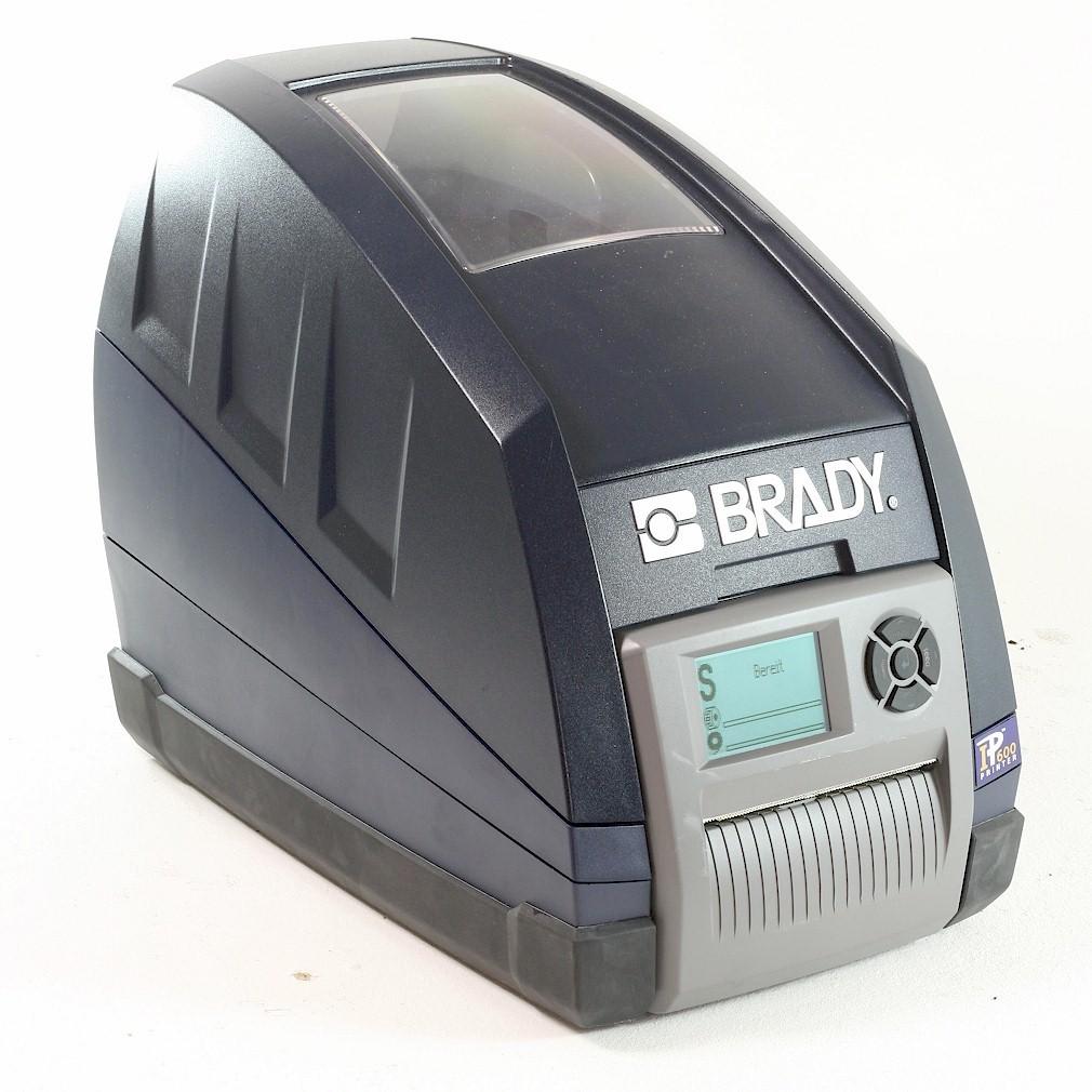 Brady IP600 Etikettendrucker Thermodrucker Transferdrucker Thermotransferdrucker