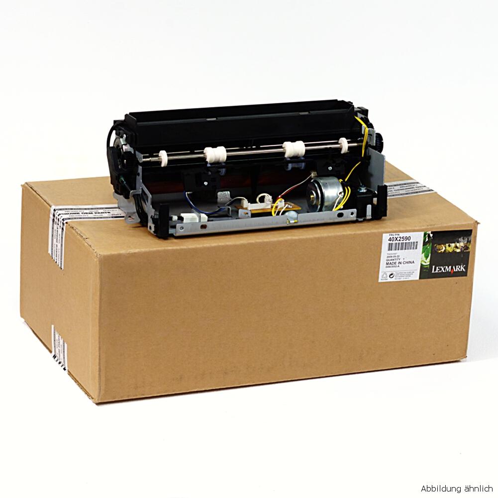 Lexmark Fuser Unit Fixiereinheit Kit 40X2590 Drucker T640 T640DN T642 T642N T644