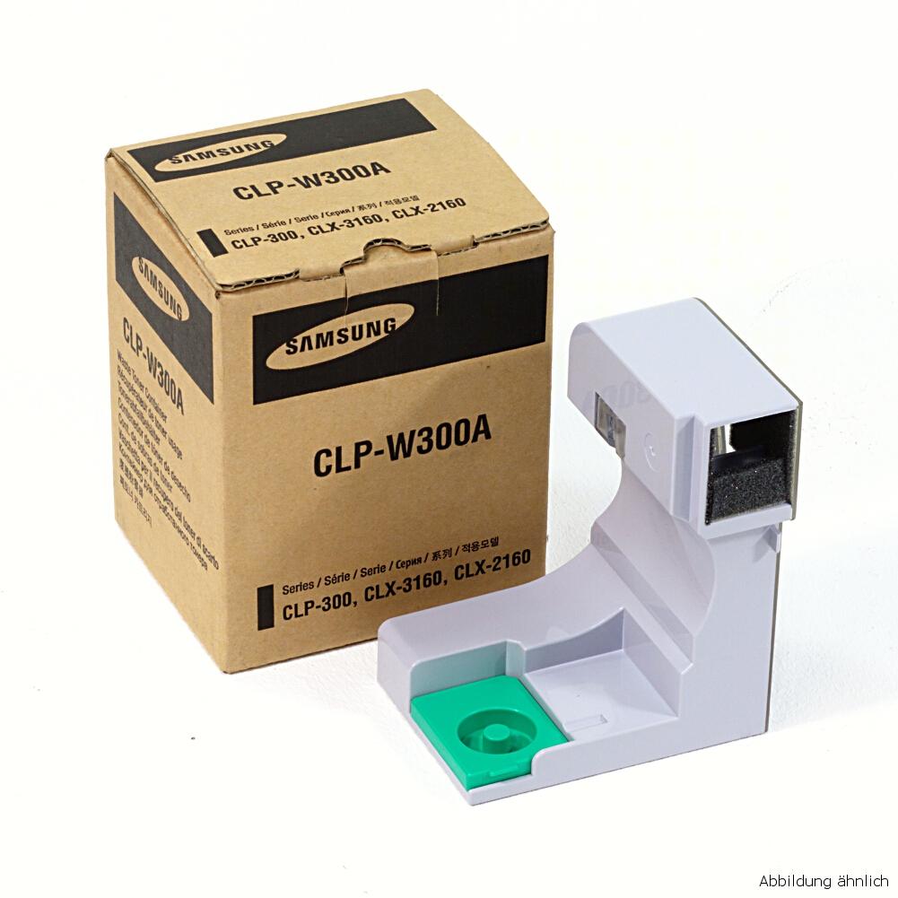 Samsung Original Resttonerbehälter CLP-W300A für Drucker CLP-300 CLX-2160 CLX-3160